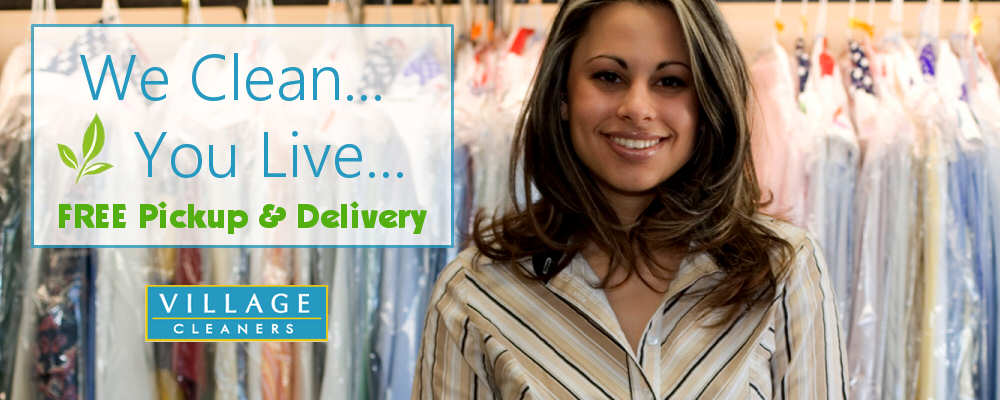 Dry Cleaning, Laundering, & Alteration Services